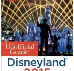 Disney The Unofficial Guide 2015