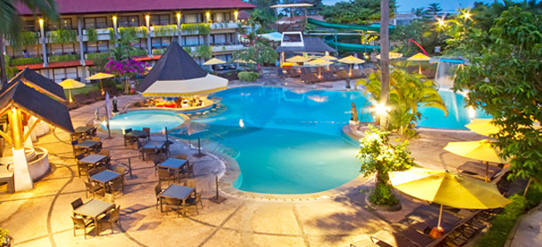 Bali dynasty family package from kids holidays online for Family hotels bali