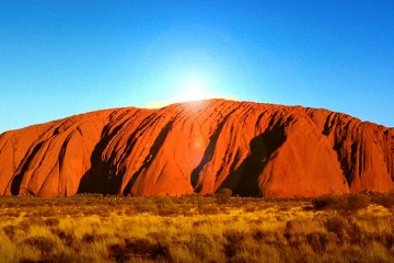 Uluru Family Travel