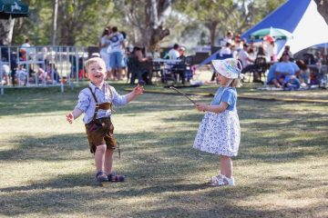 Oktoberfest with kids in the Swan Valley, A Great Day Out with Families